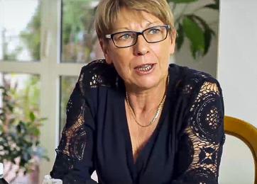 Brigitte du Castel énergéticienne
